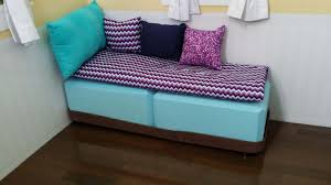 Diy Chaise Lounge Sofa by Fun With Ag Fan Craft Make A Doll Chaise Lounge Chair