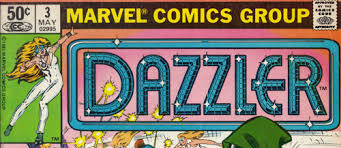 Blinded By The Light Artist Blinded By The Sound Marvel U0027s Dazzler U2013 Light U0026 Sound In Comics