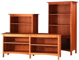 two shelf bookcase cherry tubaville com page 2 solid hardwood bookcases oak veneer bookcase