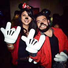 50 Couples Halloween Costume Ideas 50 Awesome Couples Halloween Costumes Couple Halloween