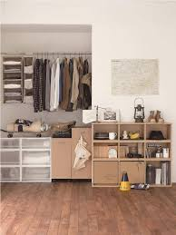 muji style bedroom interior wardrobes pinterest muji style
