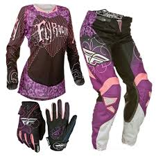 female motocross gear fly racing kinetic girls motocross jerseys