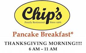 Thanksgiving Relay Chip S Charitable Thanksgiving Day Breakfast To Benefit Relay For