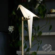 Bird And Branch Table Lamp by Perch Table Lamp With Bird Light By Moooi Stardust