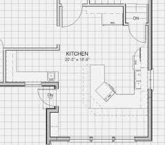 kitchen floor plan ideas 3d modeling and rendering for interior design castleview 3d blog