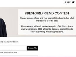 chicos gift card chico s bestgirlfriend contest