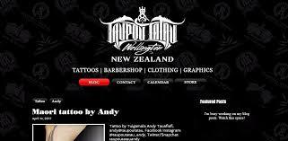 taupou tatau u2013 wellington tattoos u0026 barbers