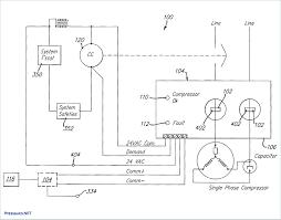 ac compressor wire diagram copy fridge pressor wiring diagram