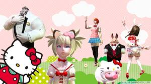 tera hello kitty comes to tera youtube