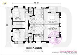 house plans 2 bedroom 2 bedroom indian home design with plan kerala home two bedroom
