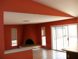 paint for home interior interior attractive orange paint for home interior
