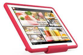 tablette de cuisine qooq archos chefpad une tablette de cuisine