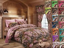Pink And Brown Comforter Sets Pink Camo Comforter And Sheet Set