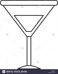 mixed drink clipart black and white restaurant symbol black and white stock photos u0026 images alamy