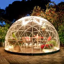 the unique garden igloo is a multi purpose portable dome shaped