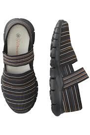 Comfortable Travel Shoes Bernie Mev Strappy Stripe Elastic Walking Shoes Travel Smith