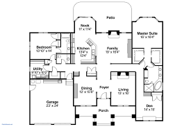 ranch homes floor plans dazzling free house floor plans 39 plan design ranch unique 0d and