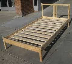 Ikea Hack Platform Bed With Storage by Nesttun Bed Frame Ikea Twin Mattress 0418590 Pe5756 Catapreco