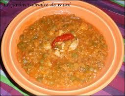 cuisiner des pois cass recette dhal de lentilles aux pois cassés recettes maroc
