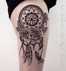 image result for mandala dreamcatcher tattoo tattoo pinterest