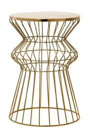 trend alert wire accents wireframe apartment therapy and tables