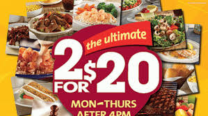 Golden Corral Buffet Breakfast by Golden Corral Touts Value With 2 For 20 Deal Nation U0027s