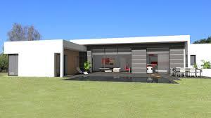 villa d architecte contemporaine atelier d u0027architecture scénario maison contemporaine de plain