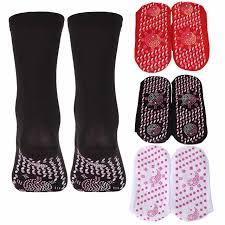 aliexpress help women tourmaline self heating socks 4 colours help warm cold feet