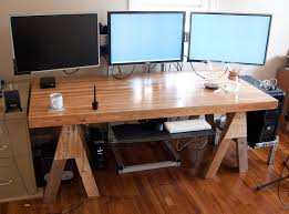 office and custom wood computer desk tikspor
