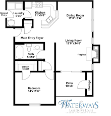 one bedroom apartment plan one bedroom apartment floor plan plans small house home apt 1