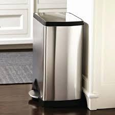 poubelle de cuisine 30 litres poubelle cuisine inox beau stock poubelle inox 30l achat vente