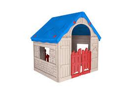 keter wonderfold playhouse u0026 reviews wayfair