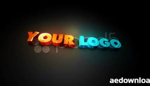 3d stroke logo free after effects free after effects template