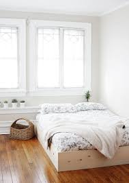 mattress on floor bed set design