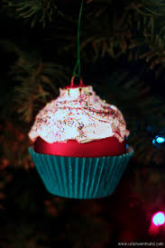 diy cupcake tree ornaments by claudya