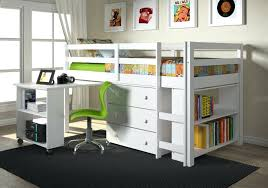 dressers loft beddeskdressertrundle custom made dual loft beds