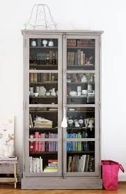 Book Cabinet With Doors by Best 25 Cabinet With Glass Doors Ideas On Pinterest Cabinet