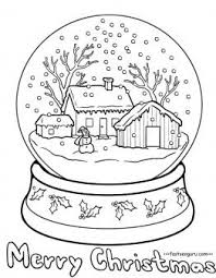 25 printable christmas coloring pages ideas