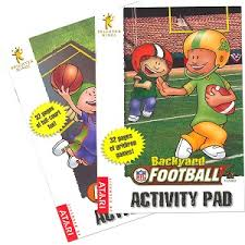 Backyard Sports Football by 2 Pack Backyard Sports Video Games For Pc U0026 Mac 13 Deals