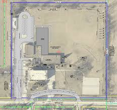 construction site plan construction project information adm community school district