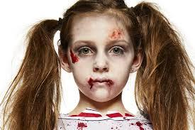 Zombie Cheerleader Zombie Cheerleader Costume Ideas For Kids Party Delights Blog