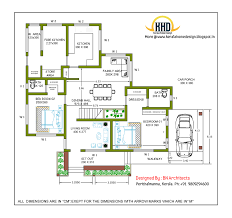 Kerala House Designs And Floor Plans Phenomenal 2 Story Design Kerala Home Design Floor Plans