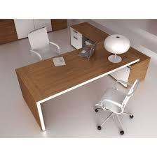 bureau de designer bureau de direction contemporain iponti caray wood detail