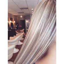 silver hair with blonde lowlights 9 best haleys board images on pinterest hair colors bleach blonde