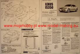 lexus is350 japanese to english lexus is 350 fujimi 036748