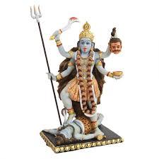 Home Decor Buddha Statue by Kali Hindu Goddess Of Destruction Statue Buddhist Hindu Gods