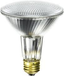 sylvania 14768 75 watt par30 wide flood long neck halogen light