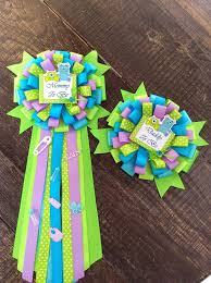 set of 2 monsters inc baby shower pins monsters inc baby