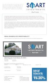 services investment properties