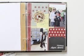 6x8 Album Ali Edwards Design Inc Blog Disneyland 2012 Creating A